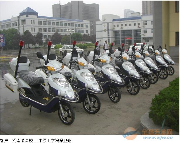 郑州二轮电动巡逻车品质出众