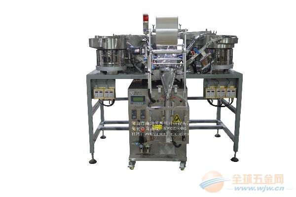 电器配件包装机三杰(惠科)机械卫浴配件包装机直销厂