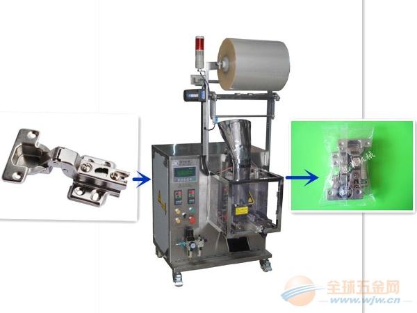 电器配件封口机三杰惠科机械塑料件包装机直销厂