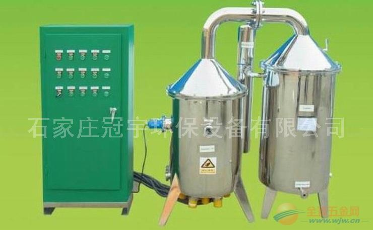 供应山东电高效节能蒸馏水机