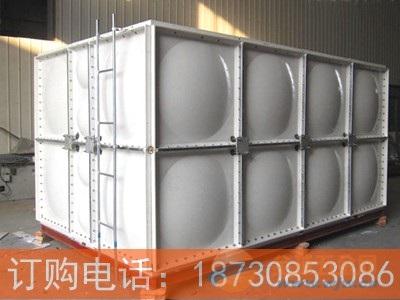 玻璃鋼水箱安裝方案 玻璃鋼水箱安裝方法