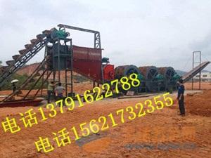 青州供应新型破碎制砂洗沙机