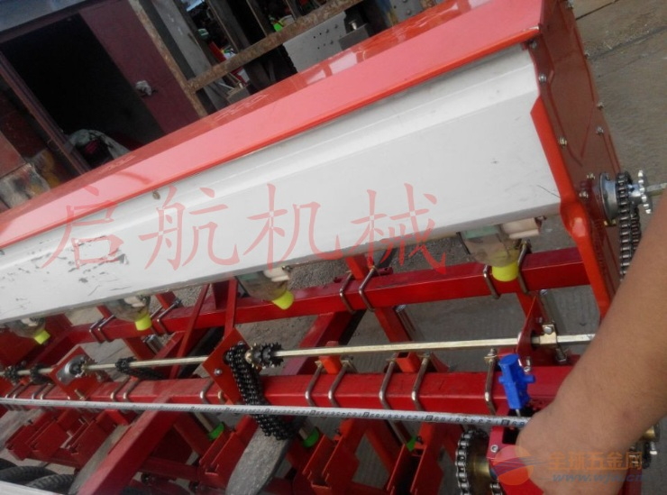 孝感 水稻精播机 高产量谷子播种机