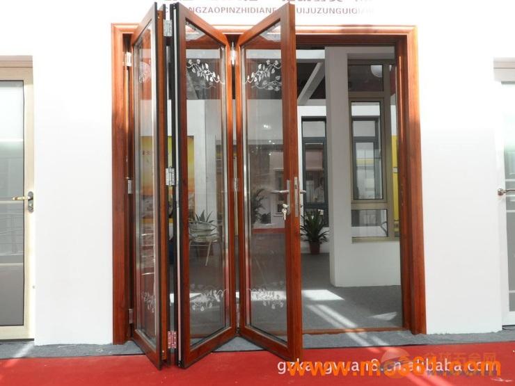 漳州折叠门,防夹手折叠门,窄边框折叠门,别墅门窗厂家
