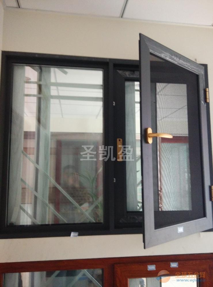 海南三亚窗纱一体,平开窗,推拉窗,断桥窗厂家价格