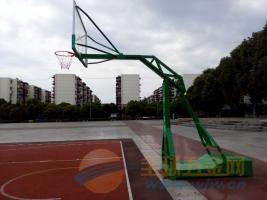 成都方管移动篮球架厂家价格