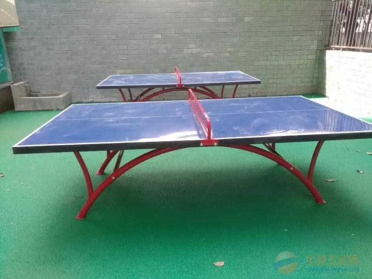 成都室外乒乓球桌厂家价格