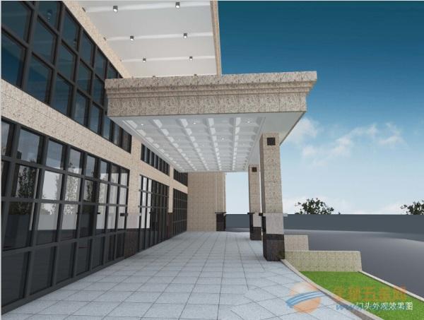 廊坊外墙氟碳铝单板厂家订做