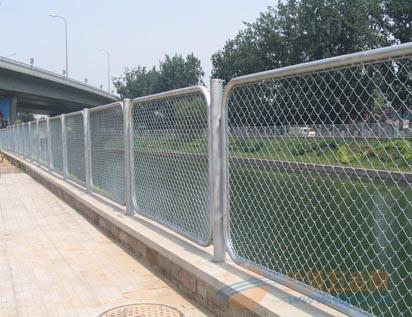 桥梁护栏网价格