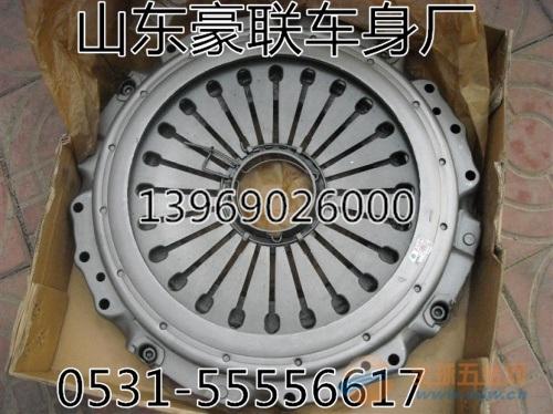 陕汽德龙F3000刹车盘 刹车总成刹车片总成厂家价格图片