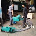粮食装车吸粮机宁波 定做10米吸粮机