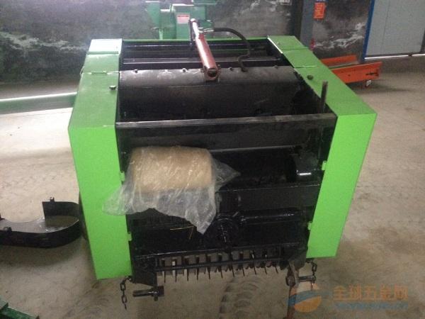 优质的圆捆捡拾打捆机田间稻草捡拾打包机厂家