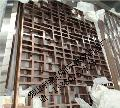 湖北�\钛不锈钢花格、武汉古铜不锈钢隔断电镀