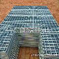 厂家批发钢梯踏步钢格板 热镀锌水沟盖板