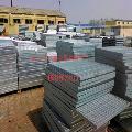 直供钢格板 钢梯踏步 水沟盖板用钢格板 厂家批发