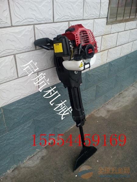 襄阳 汽油轻便起苗机 多功能汽油起树机