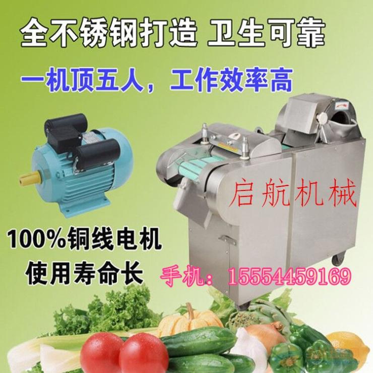 厦门 球根茎切菜机 全自动蔬菜切丝机