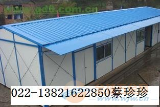 天津优质岩棉彩钢活动房