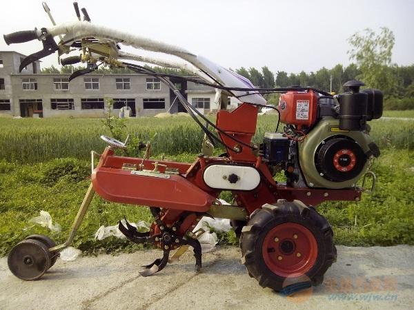 农业机械 大马力柴油开沟机