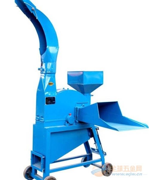 小型的青秸秆饲料粉碎机 揉丝机