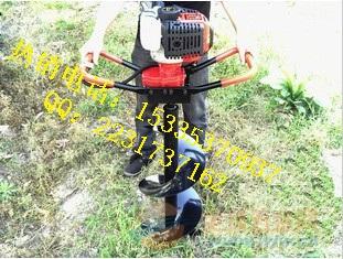 植树挖坑机图片 挖坑机厂家