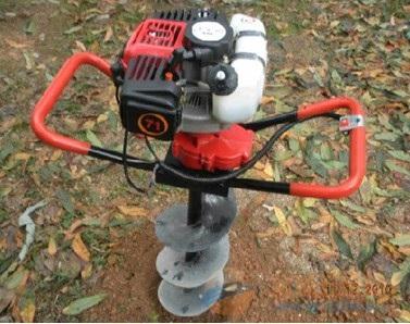 磁县多功能植树挖坑机价格节能产品