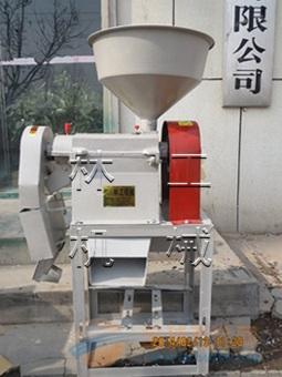 玉米碾米机 台山供应五谷杂粮碾米机