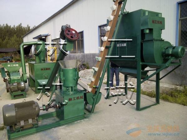 梧州供应饲料颗粒加工设备定制
