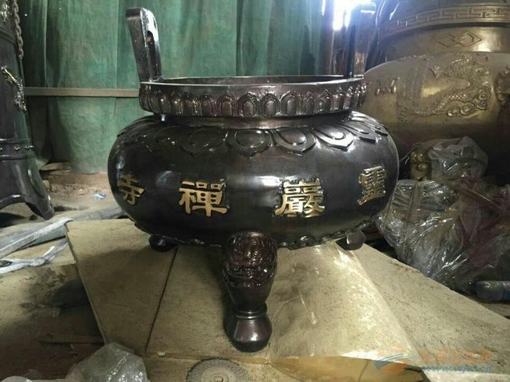 铸铁香炉、铸铁大香炉、铸铁香炉厂家