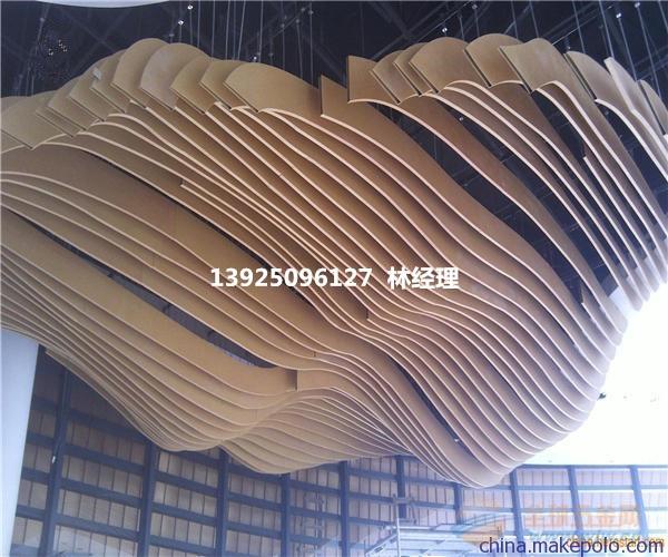 木纹铝方通 规格 生产厂家 价格