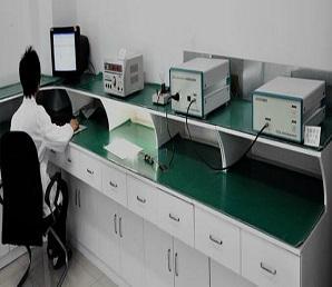 产品性能参数测试区