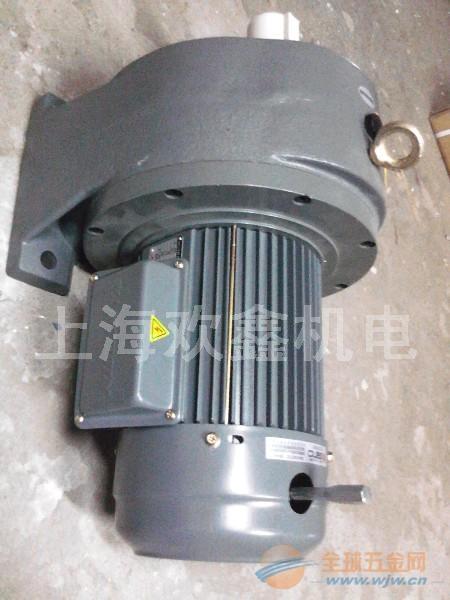 厂家直销万鑫卧式GH50-1500W-130SB齿轮刹车电机