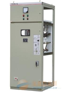 浙江成套柜架,乐清成套柜架,成套柜架,环网柜,高压柜体,HXGN-12