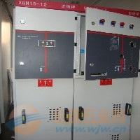 六氟化硫开关柜:供应万商电力设备特价SF6开关柜