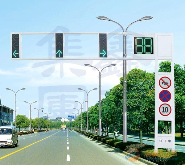 贵州框架信号灯杆,云南框架信号灯杆厂家,XT-005