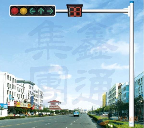 吉林圆锥信号灯杆,黑龙江信号灯杆厂家,XT-009