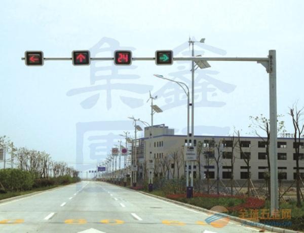 长春信号灯杆销售,吉林信号灯厂家,XT-017