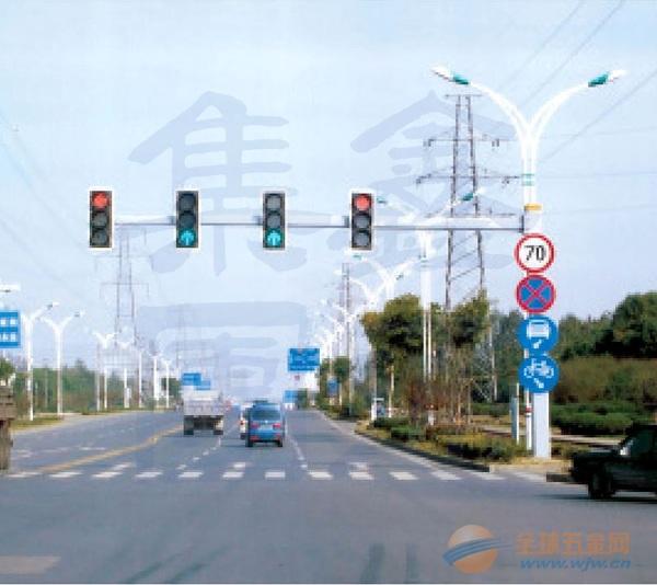 青岛信号灯杆厂家,济南信号灯杆价格,XT-019