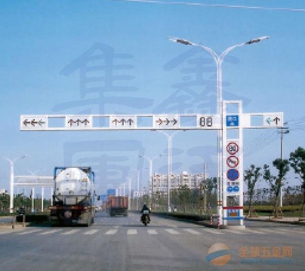 T型框架信号灯杆,兰州框架信号杆厂家,XT-024