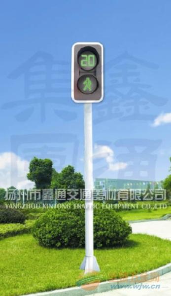 山西人行灯杆价格,便宜的人行灯杆,XT-036