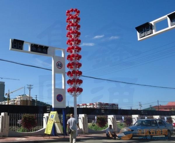 框架信号灯杆,河北信号灯杆厂家直销,XT-094
