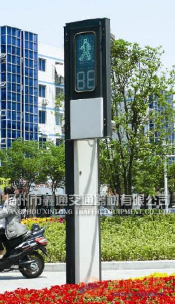安徽一体化人行灯杆,河南一体化人行灯杆厂家,XT-030