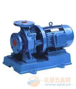 KQW80/250-3/4卧式管道离心泵