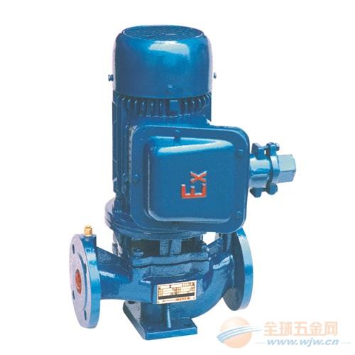 DFG100-160IA立式单级单吸循环离心泵