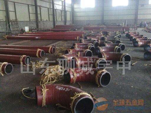 四川泸州衬瓷弯头陶瓷管直销-技术指标-性能参数-耐磨、耐高温、耐腐蚀