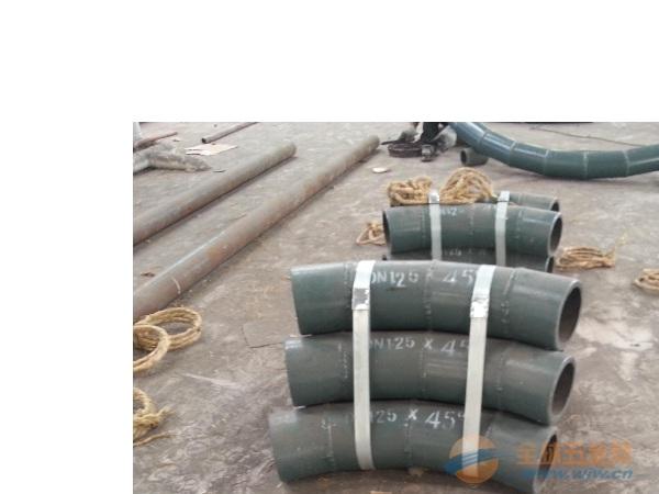四川达州衬瓷弯头陶瓷管直销-技术指标-性能参数-耐磨、耐高温、耐腐蚀