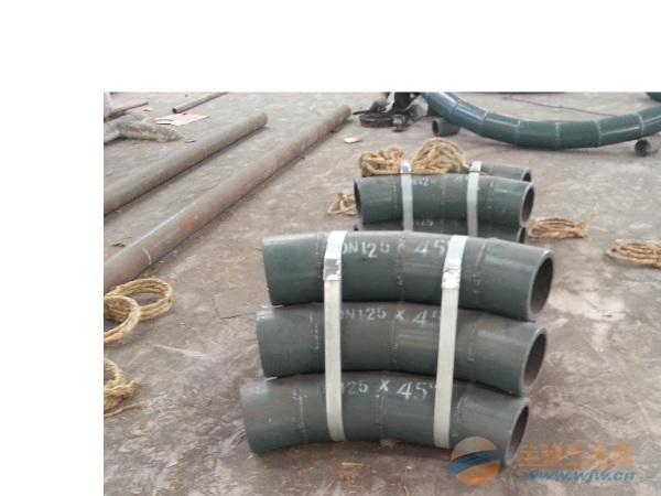 四川凉山彝族自治州衬瓷弯头陶瓷管直销-技术指标-性能参数-耐磨、耐高温、耐腐蚀
