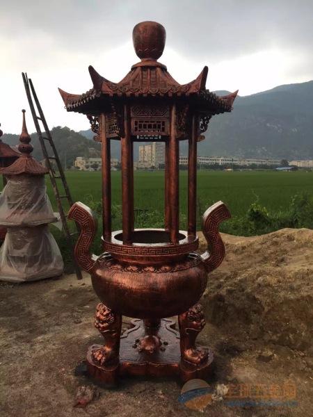 佛缘法器 铁香炉 寺院铁香炉 铁香炉厂家