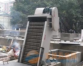 GSHP-1000回转耙式格栅除污机