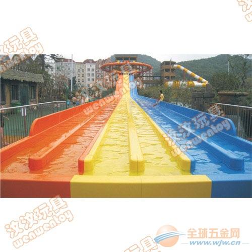 厂家直销广西省水上游乐设施/水上滑梯/泳池戏水